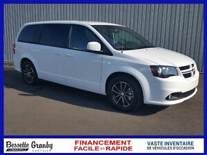 2018 Dodge Grand Caravan GT++Cuir+Bluetooth