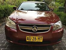 2007 Holden Epica Sedan East Lindfield Ku-ring-gai Area Preview
