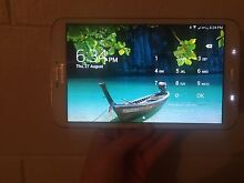 "Samsung galaxy tab 3 8"" 4G 16GB Parramatta Park Cairns City Preview"