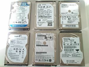 IDE ATA PATA 100GB 2.5 Laptop Hard Disk Drive , 120GB 80GB 160GB Inch Hdd