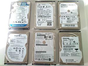 IDE ATA PATA 100GB 2.5 Laptop Hard Disk Drive , 120GB 80GB 160GB Inch Hdd