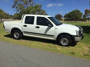 Holden Rodeo 4x2 Crew Cab - 2008 (with canopy) Bullsbrook Swan Area Preview