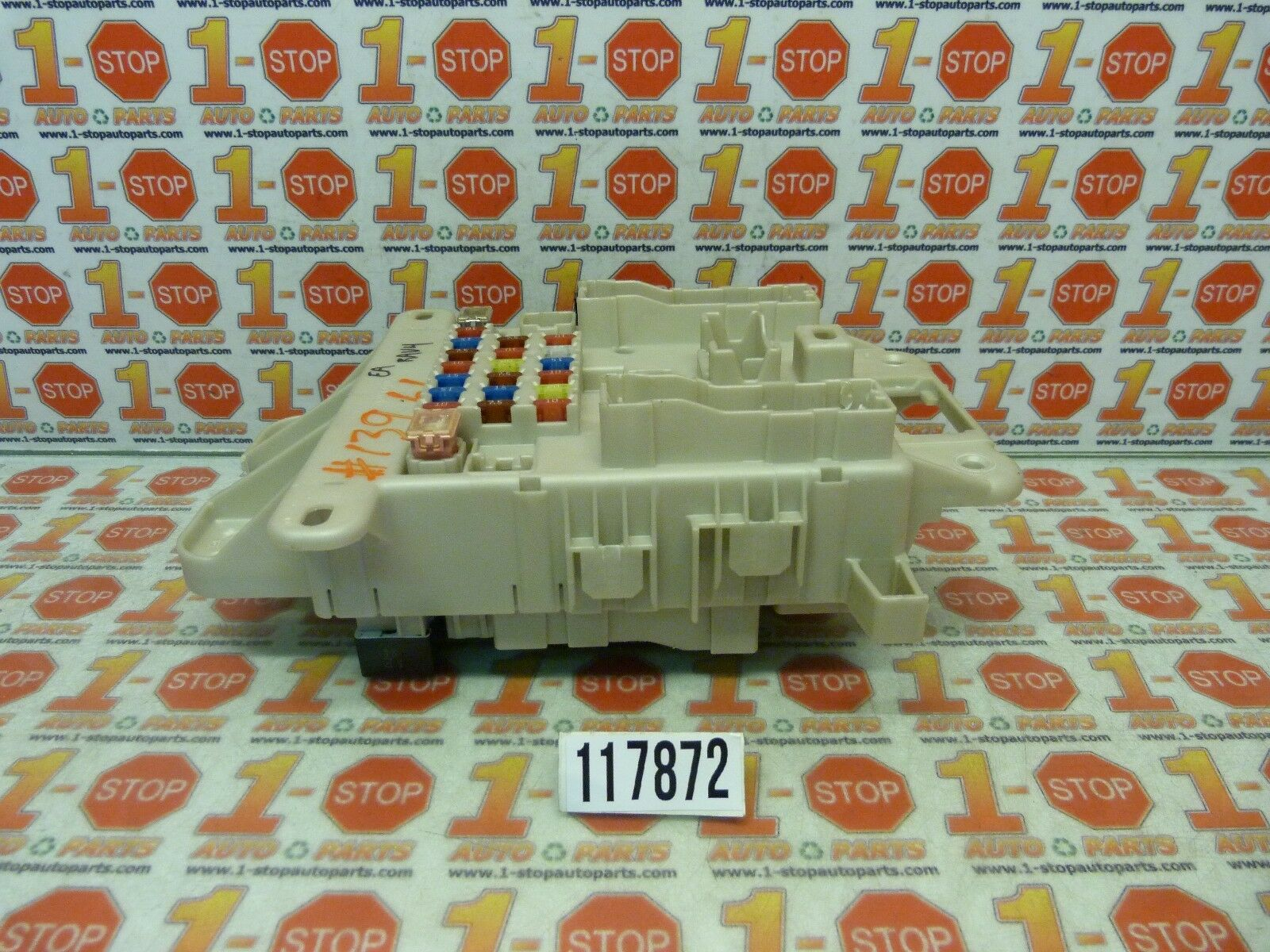 Used 2004 Toyota Rav4 Computers Chips Cruise Control And Related 2001 Relay Rav 4 Under Dash Cabin Fuse Box 82721 42020 Oem