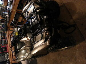 Parting out grizzly 700