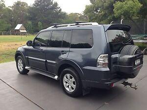 2008 Mitsubishi Pajero Wagon Agnes Banks Penrith Area Preview