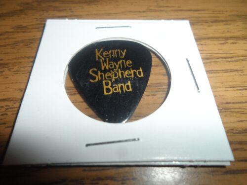 KENNY WAYNE SHEPHERD GUITAR PICK