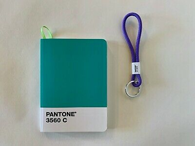 Pantone Sketch Book 2018 Color Of The Year Keychain