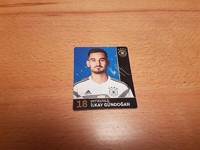 rewe Fußball WM Sticker 18, neu, nur ausgepackt, Gündogan (Fußball-wm-sticker)