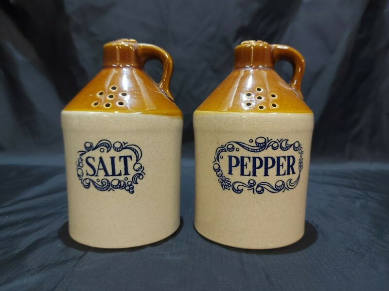 Vintage Collection Salt and Pepper Shakers Mills