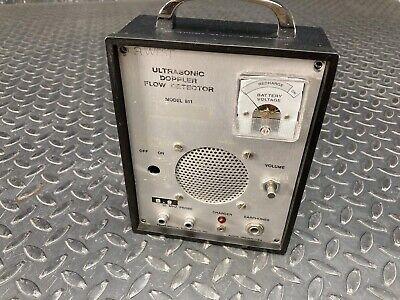 Parks Medical 811 Ultrasonic Doppler Flow Detector - Parts