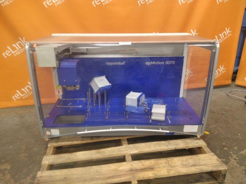 Eppendorf EPMotion 5075 Liquid Handling System