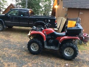 ATV 660 Yamaha Grizzly for sale