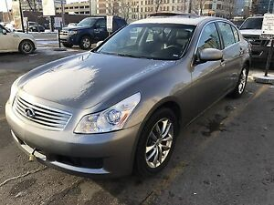 2007 Infiniti G35X Luxury Package