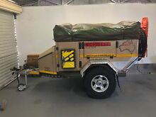 Conqueror Off Road Camper Trailer UEV 310 Joyner Pine Rivers Area Preview