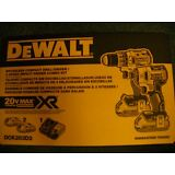DEWALT DCK283D2 20V 20 Volt Li-Ion Brushless Drill & Impact Driver Set New Tools