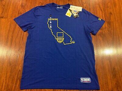 9eadb7866bb6 Under Armour Men's Golden State Warriors Basketball Combine Jersey Shirt XL