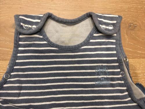4 SEASONS MERINO WOOL Baby Sleeping Bag Boys Fox 6-18 months inc BIBS