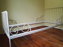 Kid bed steel white Hornsby Hornsby Area Preview