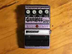 DOD FX69 Grunge guitar effects pedal Chippendale Inner Sydney Preview