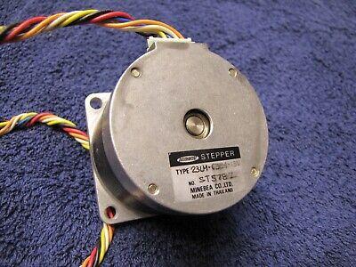 Nema 23 Astrosyn 23lm-c304-13v Stepper Motor 5.1v 1.0a 1.8 Deg Minebea Co