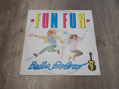 """Baila Bolero - Dance / House Mix - Fun Fun - LP / Vinyl - """"12"""" """"45"""""""