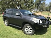 2012 Toyota Prado Gxl Dyers Crossing Greater Taree Area Preview