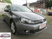 Volkswagen Golf VI 1.6 TDI Style 1.Hand 2xPDC Standheizung