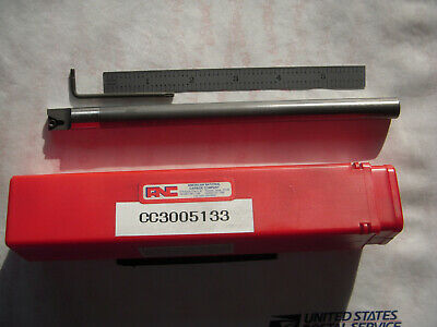 New American National Usa C08r-stfpr-2 Carbide R.h. Boring Bar 12 Sh. X 8 Oal