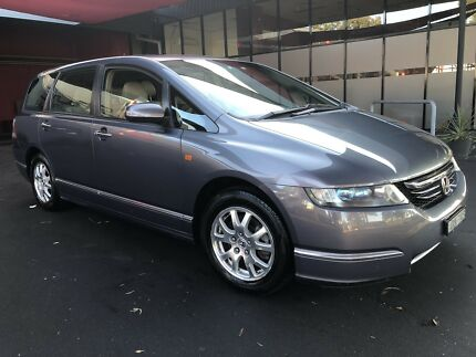 Honda Odyssey Luxury 2004 Wagon Auto Low 143000 Klms Kellyville The Hills District Preview