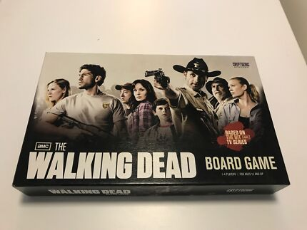 The Walking Dead Bored Game