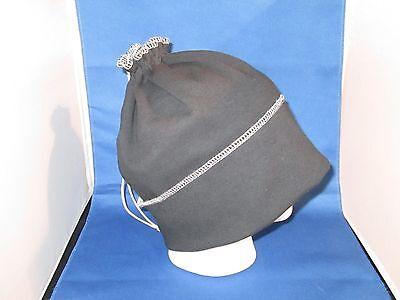 EMF RF Radiation Protection Shield Hat RFID Blocking Shielding Hat Cap - BLACK