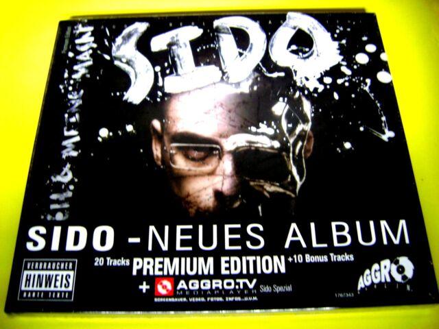 SIDO - ICH UND MEINE MASKE | 2-CD Special Edition, Plastikschuber NEU & OVP