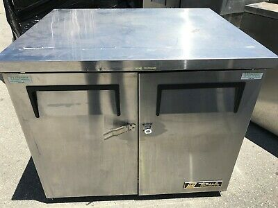 True Low Profile Undercounter Refrigerator Tuc-36-lp