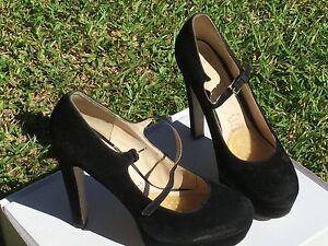 Novo size7 women's high heel shoes Narangba Caboolture Area Preview