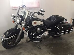 2005 Harley Davidson Road King - Police Edition