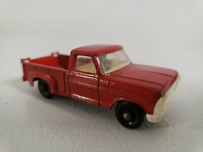 Vintage Matchbox Lesney No. 6 Ford Pickup