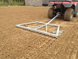 Arena Leveller Menage Grader Paddock Sand School Rake Tractor Quad