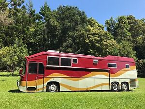 40ft motorhome bus / family bus Murwillumbah Tweed Heads Area Preview