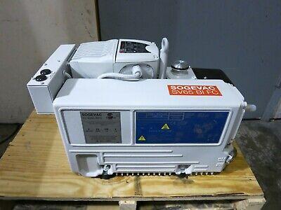Leybold Sogevac Sv65 Bi Fc Single-stage Oil-sealed Rotary Vane Vacuum Pump