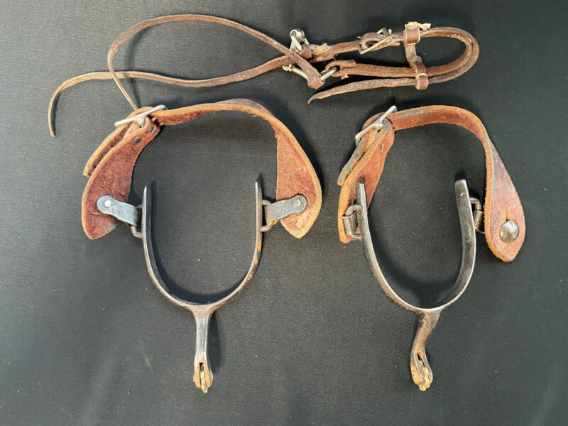 Pair Of Vintage Spurs - Great Condition!
