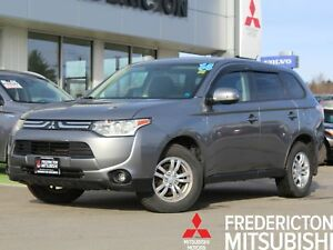 2014 Mitsubishi Outlander SE AWD | HEATED SEATS | WARRANTY TO...