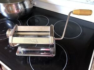 Pasta Maker Authentic.  Made the old fashioned way