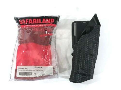SAFARILAND 6395-2832-481 ALS LOW RIDE BASKET HOLSTER GLOCK 19 23 w/ LIGHT RH