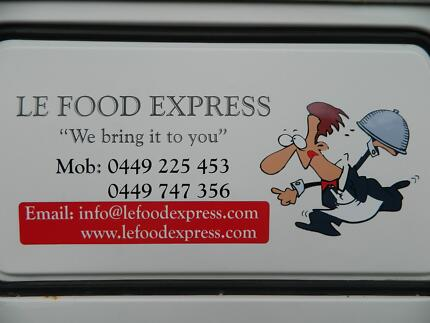 Hobart Food Vans, another Huge Price Reduction Mornington Clarence Area Preview