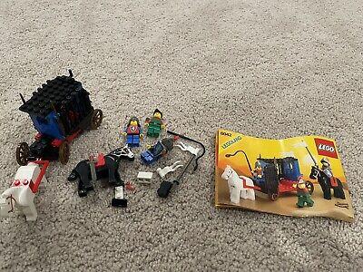 Rare Vintage 1990 Lego Legoland Castle Set Dungeon Hunters #6042