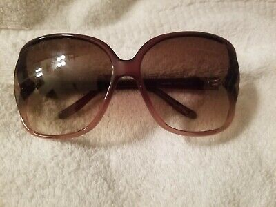 Gucci GG0506S 007 Womens Oversized 60mm Square Sunglasses- Brown Gradient