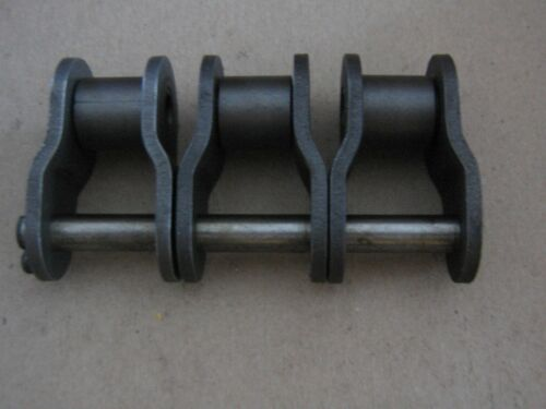 #100-3 Roller Chain Offset Link Cottered Triple Acme Chain