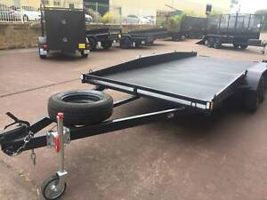 Car Trailer 16x6.6 ft GVM 2000kg Available now call today $3300
