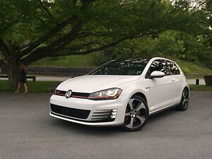 2015 VW GTI performance package