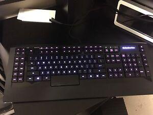 Apex steel series gaming keyboard!